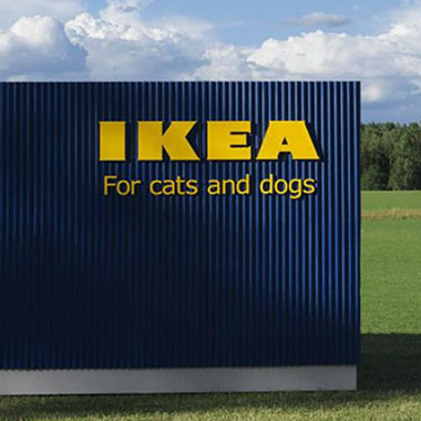 IKEA Has Gone To The Dogs (and cats)