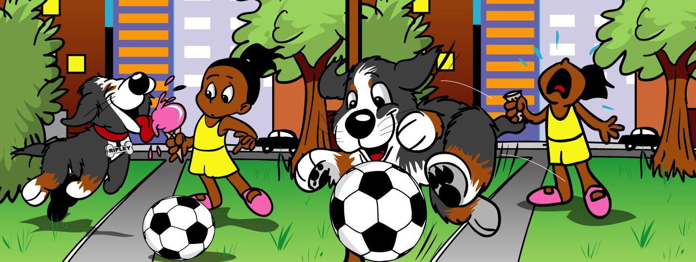 ripley ice cream and soccer